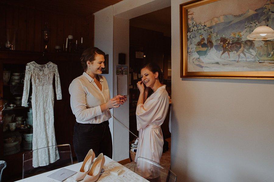 Ola i Matt - polsko-angielski ślub, że HEJ! Zakopane 3