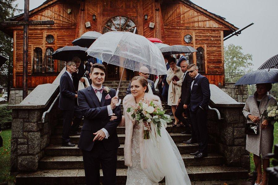 Ola i Matt - polsko-angielski ślub, że HEJ! Zakopane 49
