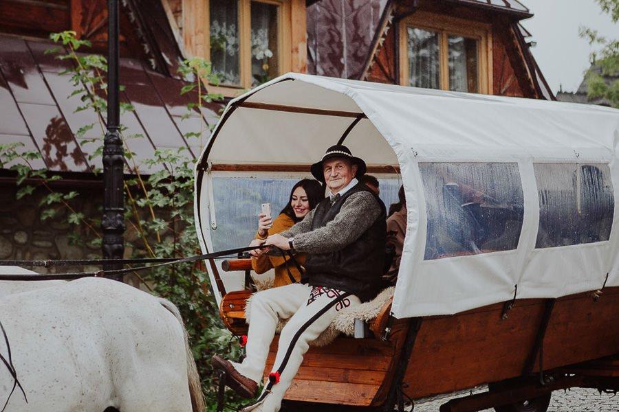 Ola i Matt - polsko-angielski ślub, że HEJ! Zakopane 55