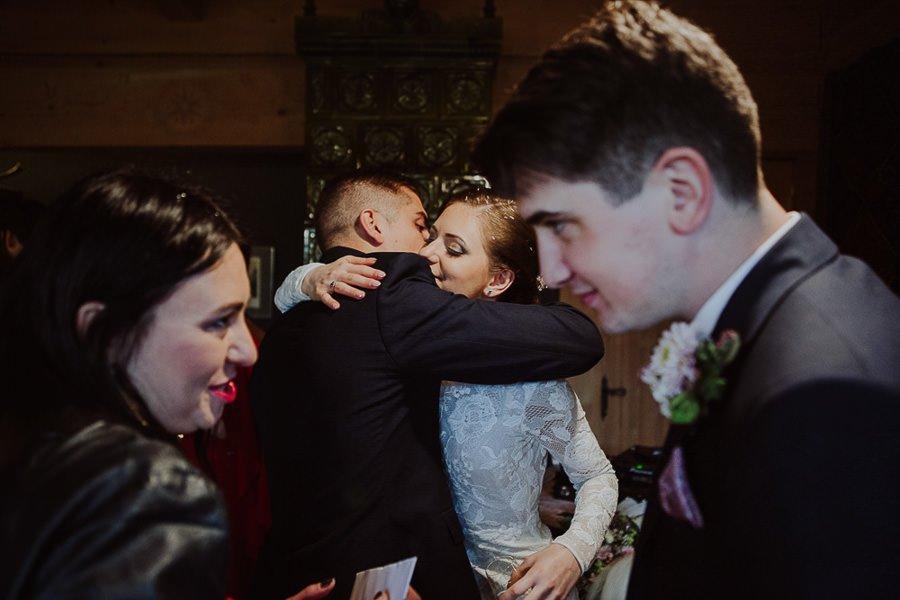 Ola i Matt - polsko-angielski ślub, że HEJ! Zakopane 101