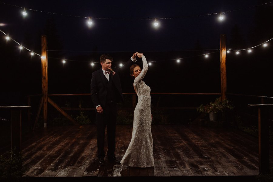 Ola i Matt - polsko-angielski ślub, że HEJ! Zakopane 146