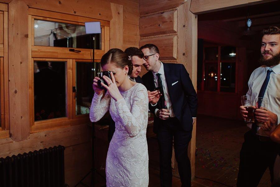 Ola i Matt - polsko-angielski ślub, że HEJ! Zakopane 162