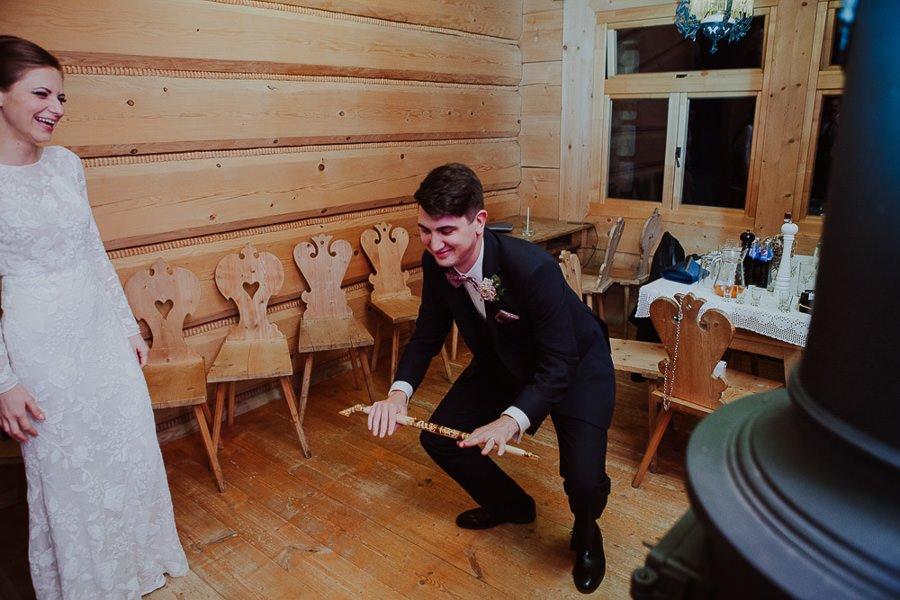 Ola i Matt - polsko-angielski ślub, że HEJ! Zakopane 171