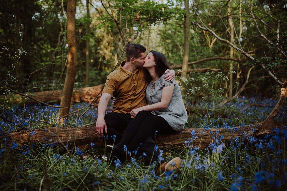Monika i Mariusz - sesja ciążowa. Worcester 20