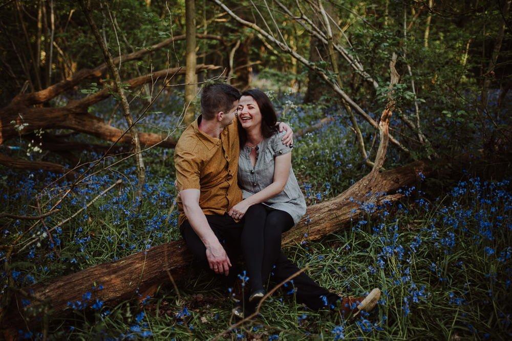 Monika i Mariusz - sesja ciążowa. Worcester 22