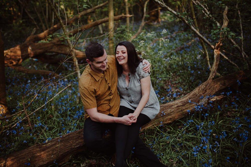Monika i Mariusz - sesja ciążowa. Worcester 23