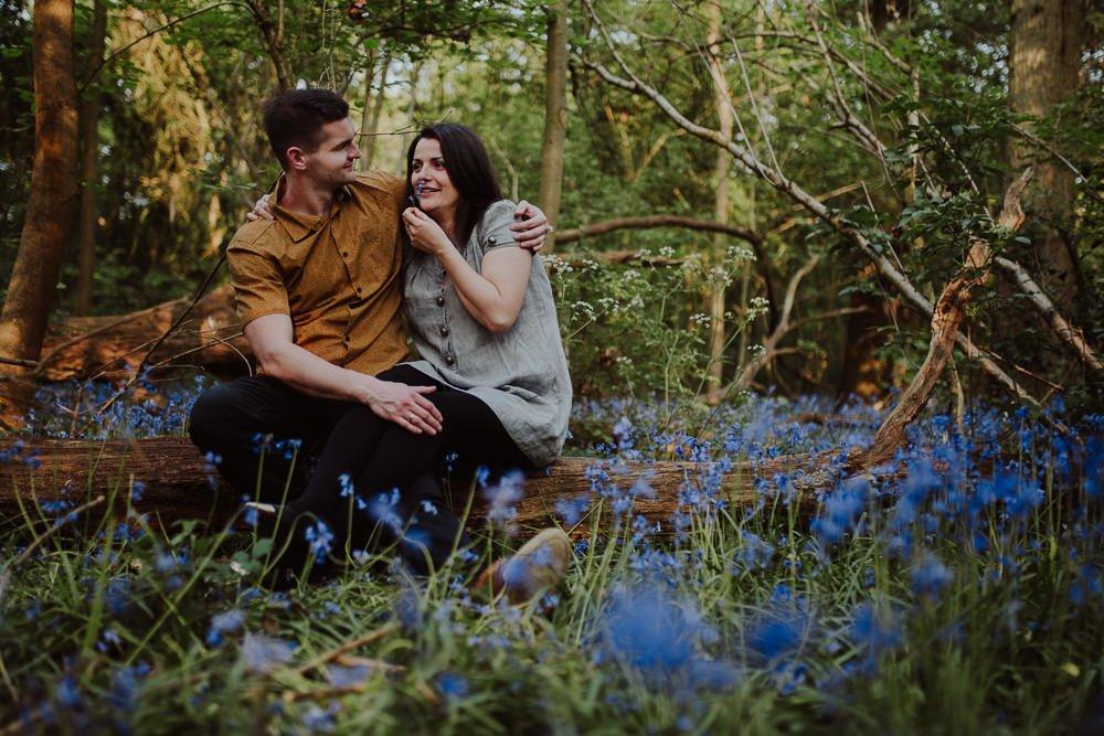 Monika i Mariusz - sesja ciążowa. Worcester 25