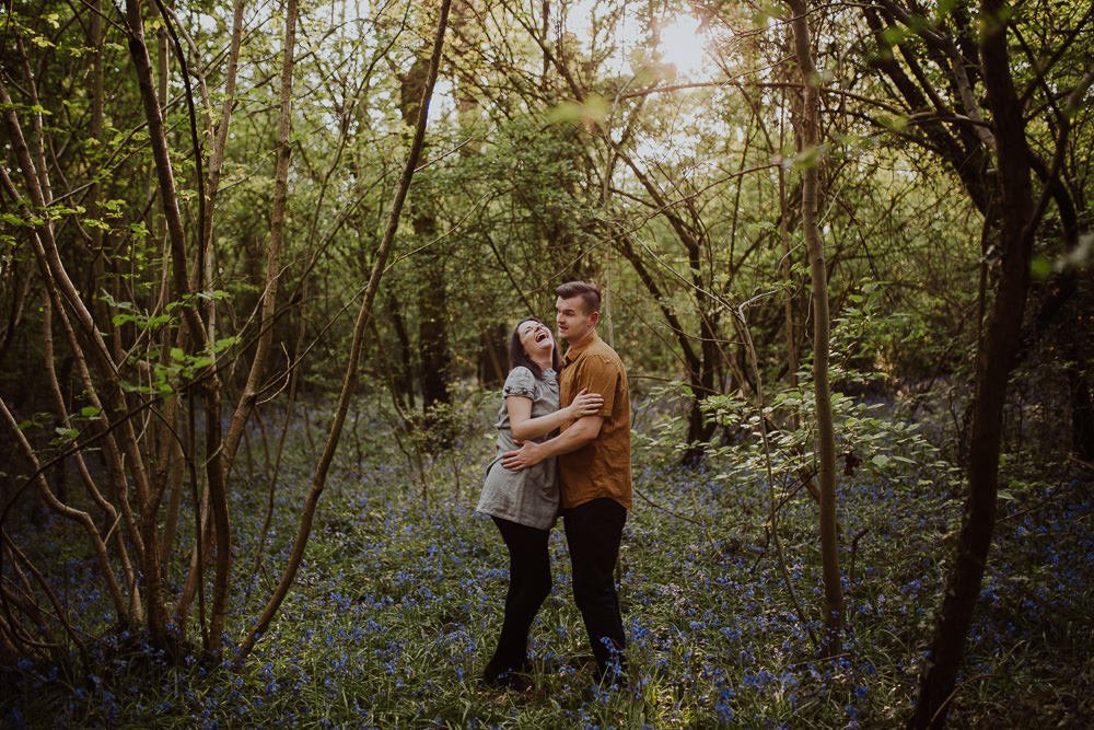 Monika i Mariusz - sesja ciążowa. Worcester 28