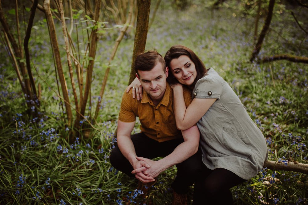 Monika i Mariusz - sesja ciążowa. Worcester 30