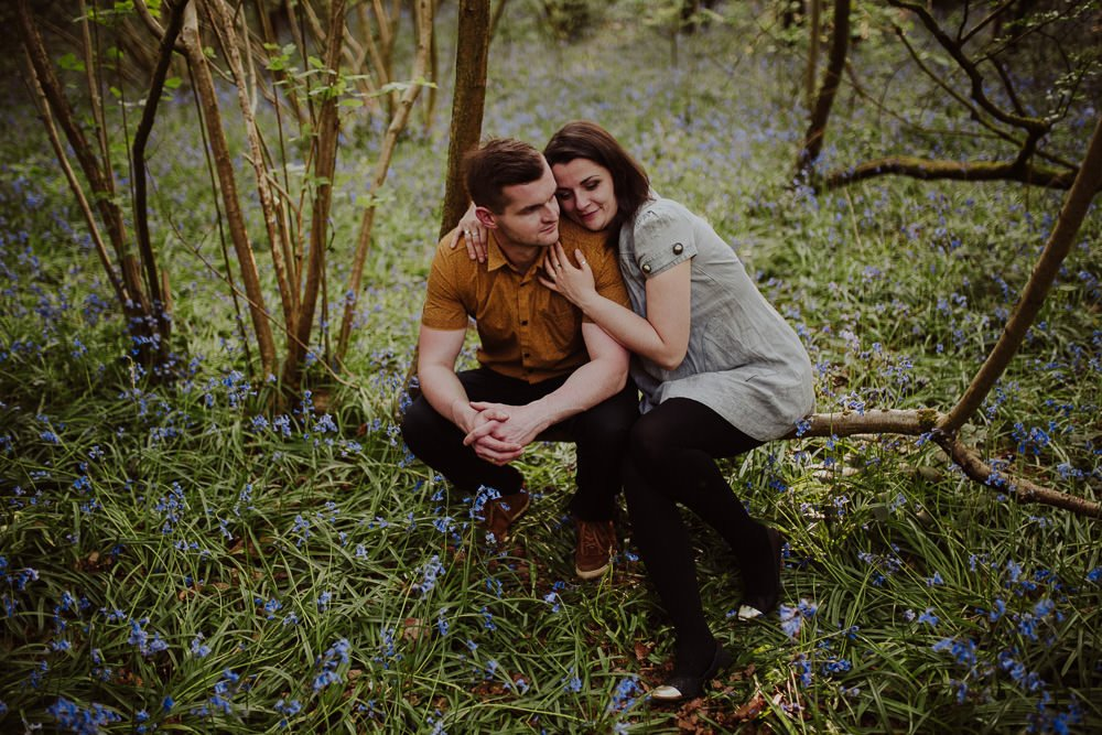 Monika i Mariusz - sesja ciążowa. Worcester 31