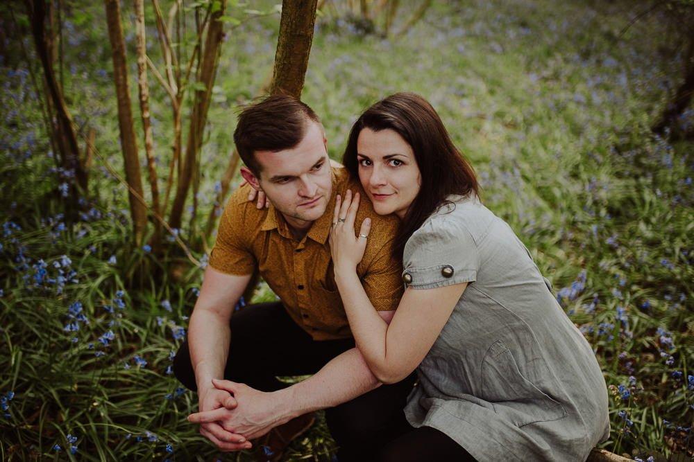 Monika i Mariusz - sesja ciążowa. Worcester 33