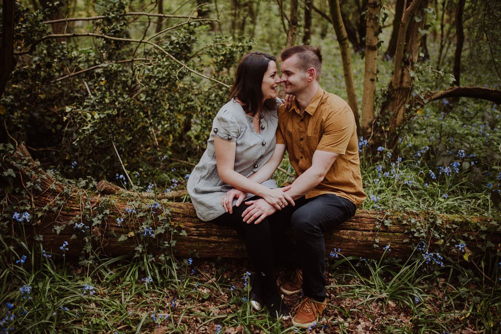 Monika i Mariusz - sesja ciążowa. Worcester 36