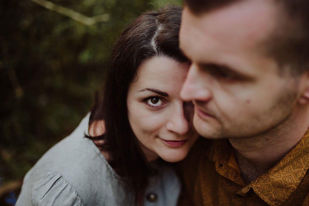 Monika i Mariusz - sesja ciążowa. Worcester 37