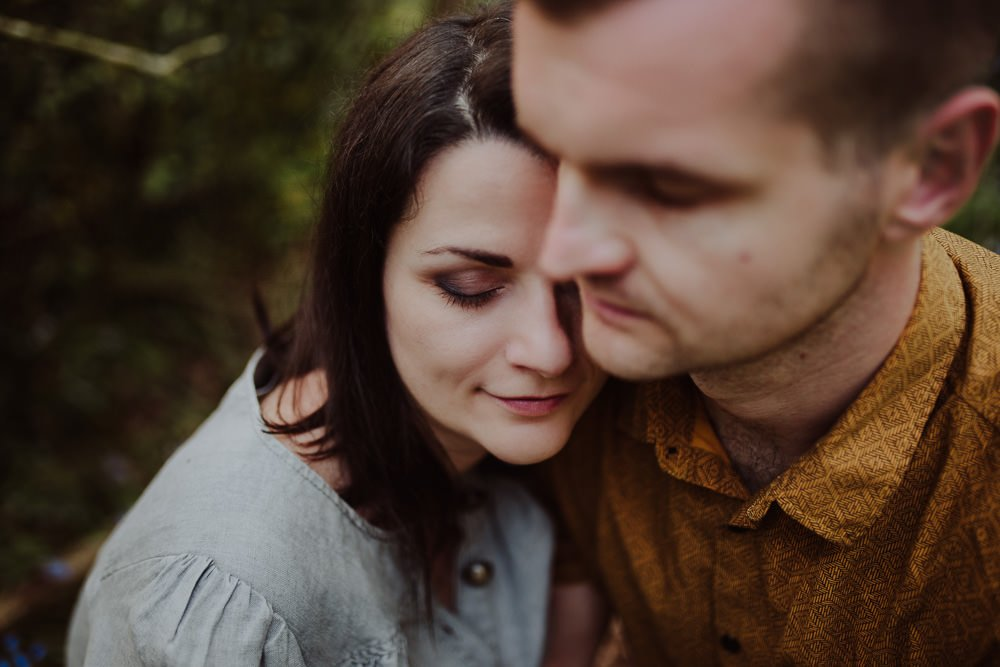 Monika i Mariusz - sesja ciążowa. Worcester 38