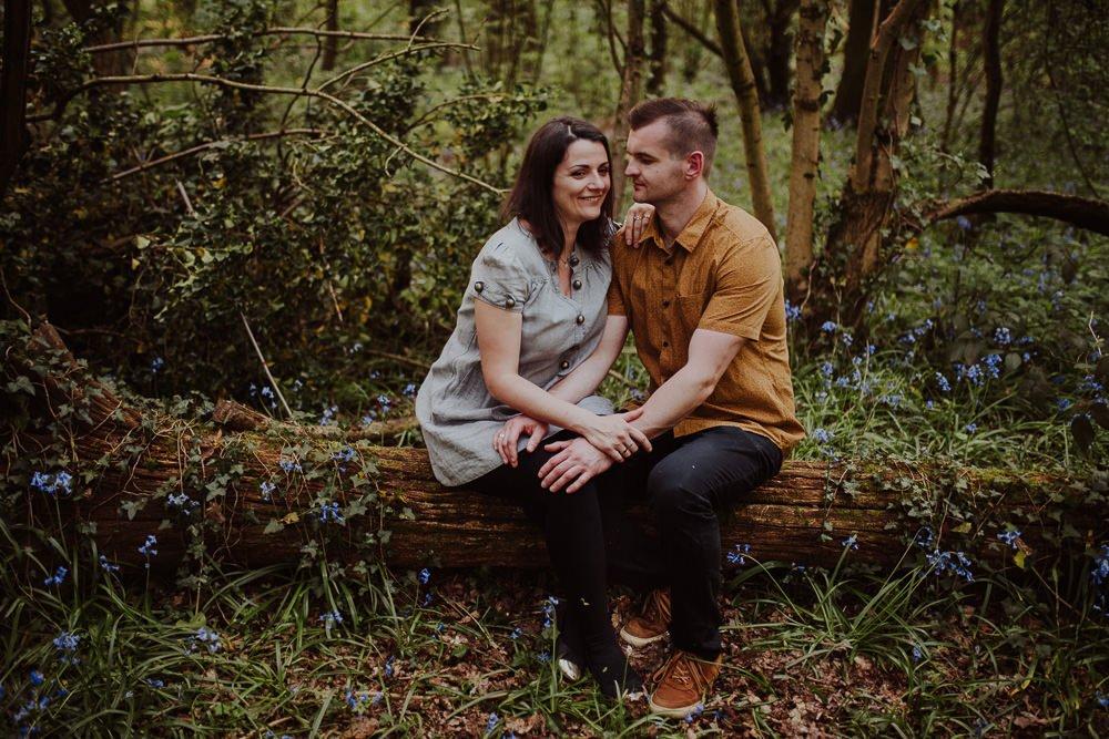Monika i Mariusz - sesja ciążowa. Worcester 39
