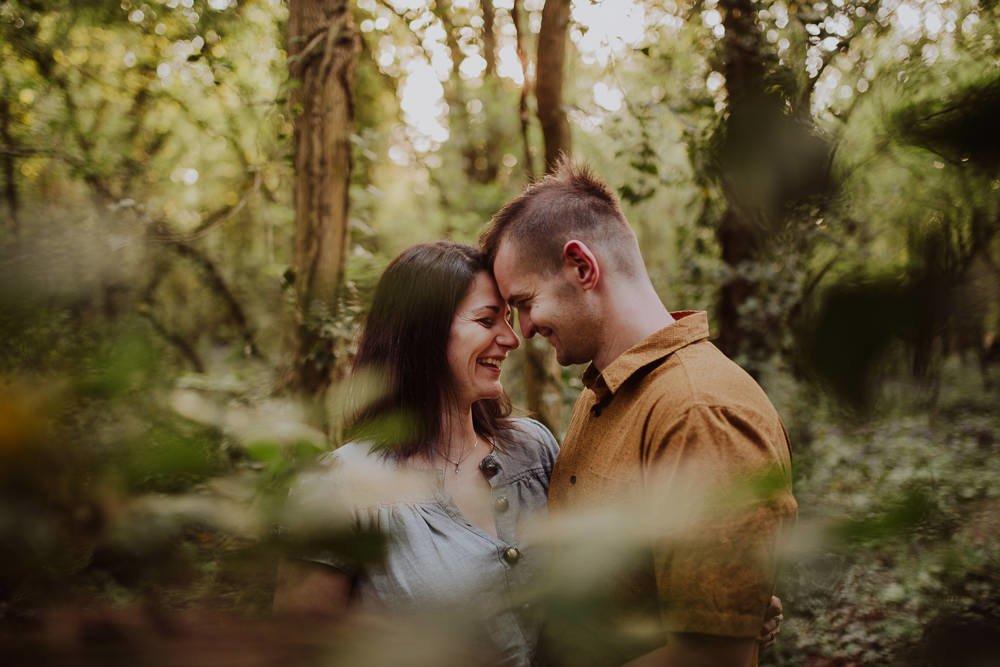 Monika i Mariusz - sesja ciążowa. Worcester 43
