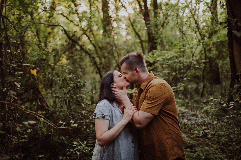Monika i Mariusz - sesja ciążowa. Worcester 49