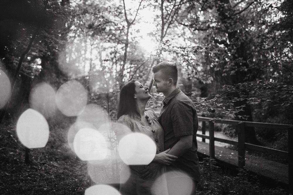 Monika i Mariusz - sesja ciążowa. Worcester 58