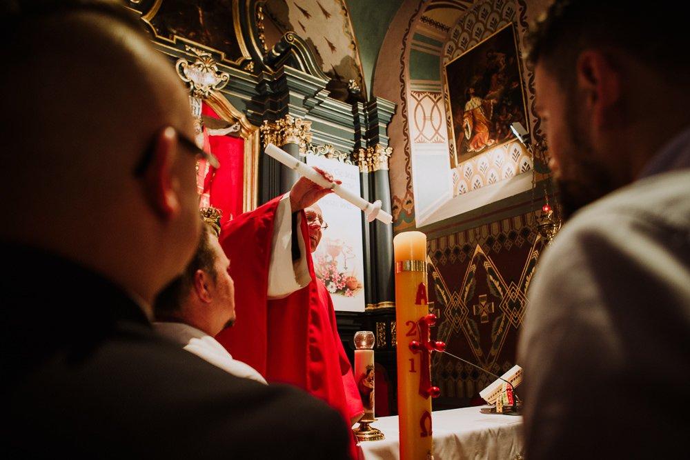 Chrzest Św. Rozalii | Wieliczka 208