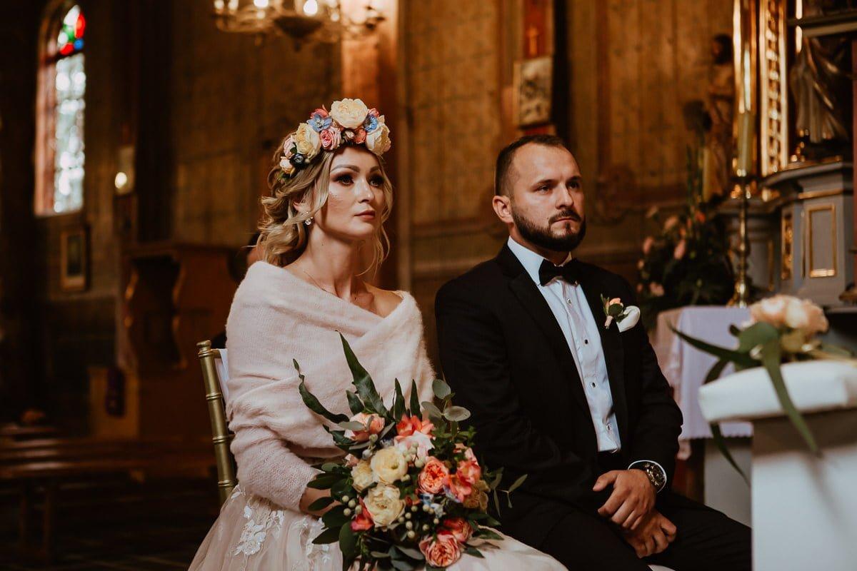 Monika i Daniel - reportaż ślubny i sesja w Mogilanach. 356
