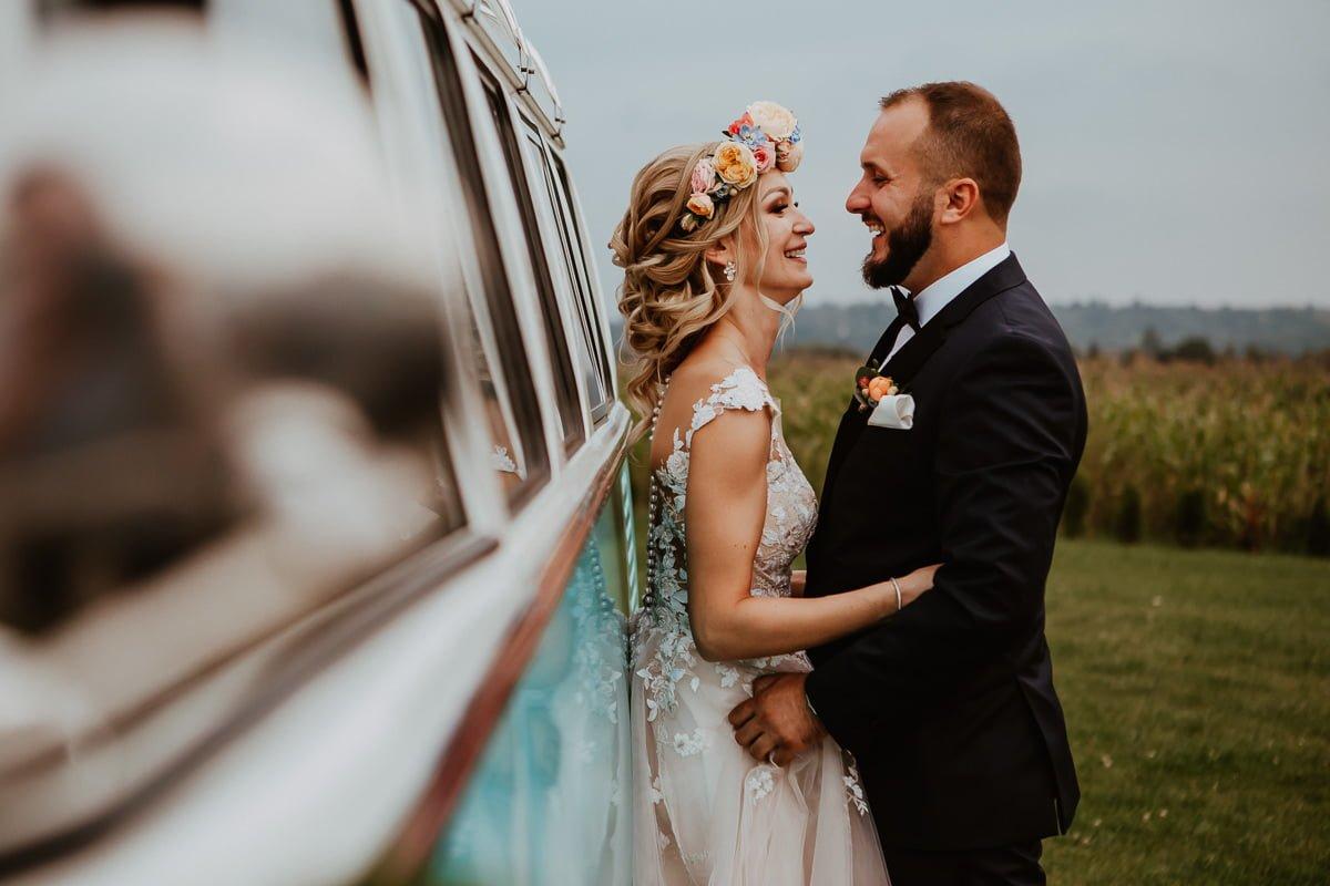 Monika i Daniel - reportaż ślubny i sesja w Mogilanach. 65