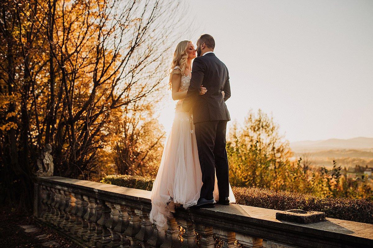 Monika i Daniel - reportaż ślubny i sesja w Mogilanach. 461