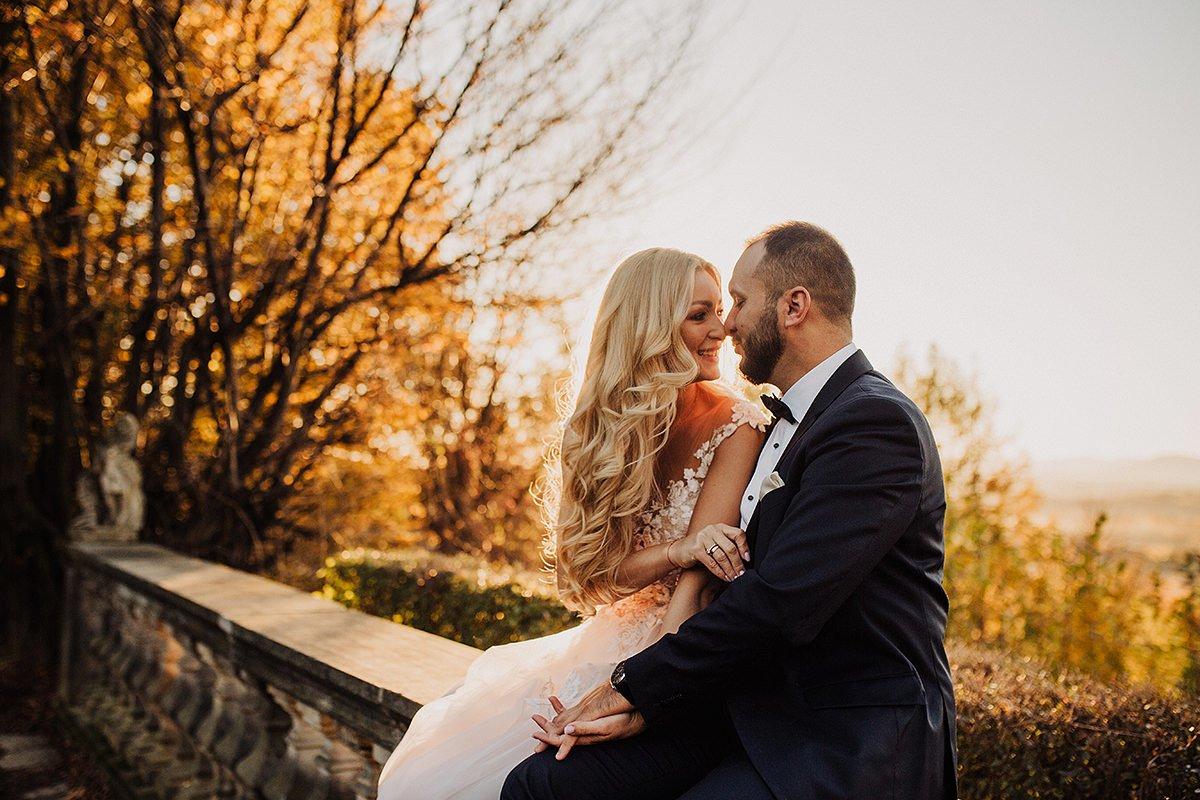 Monika i Daniel - reportaż ślubny i sesja w Mogilanach. 462