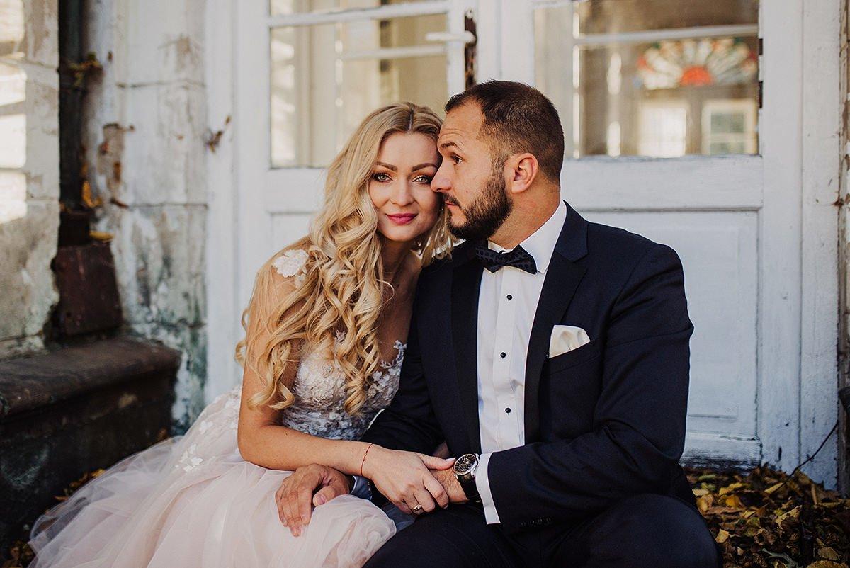 Monika i Daniel - reportaż ślubny i sesja w Mogilanach. 466
