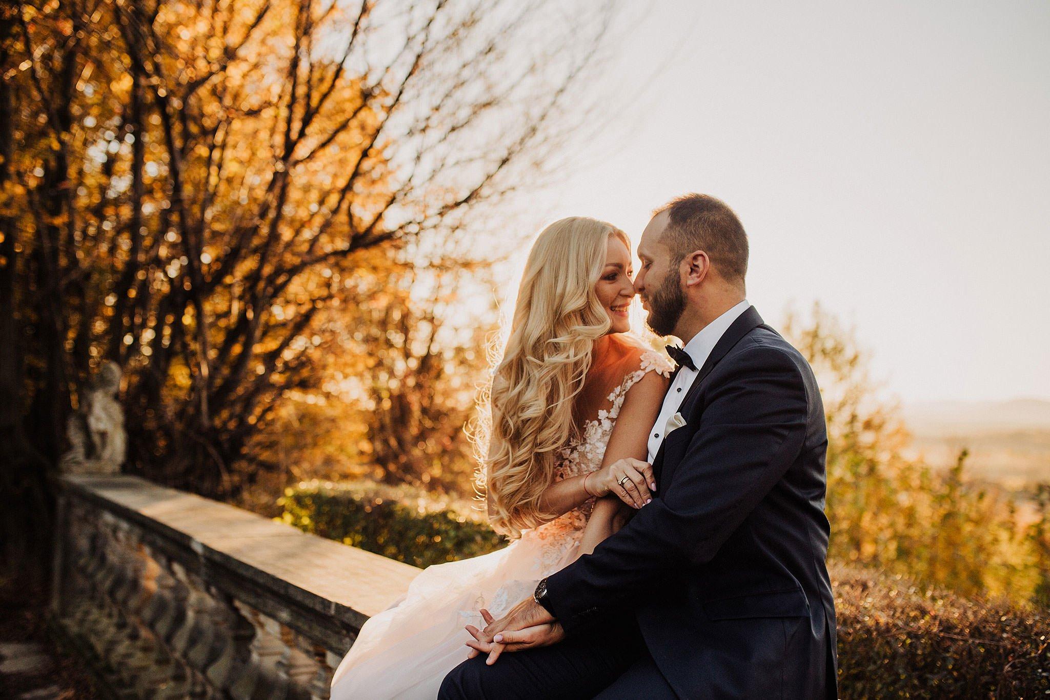 Monika i Daniel - reportaż ślubny i sesja w Mogilanach. 315