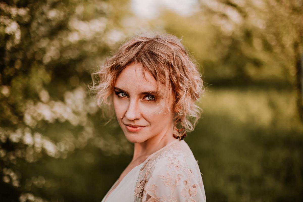 Justyna - magiczna sesja kobieca Kraków 1