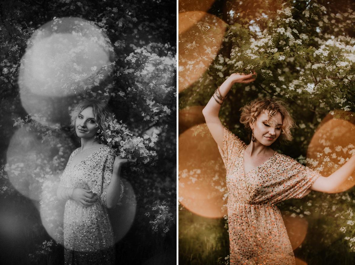 Justyna - magiczna sesja kobieca Kraków 5