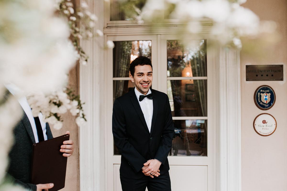 W & K - ślub w plenerze we dwoje - Dwór Sieraków 2