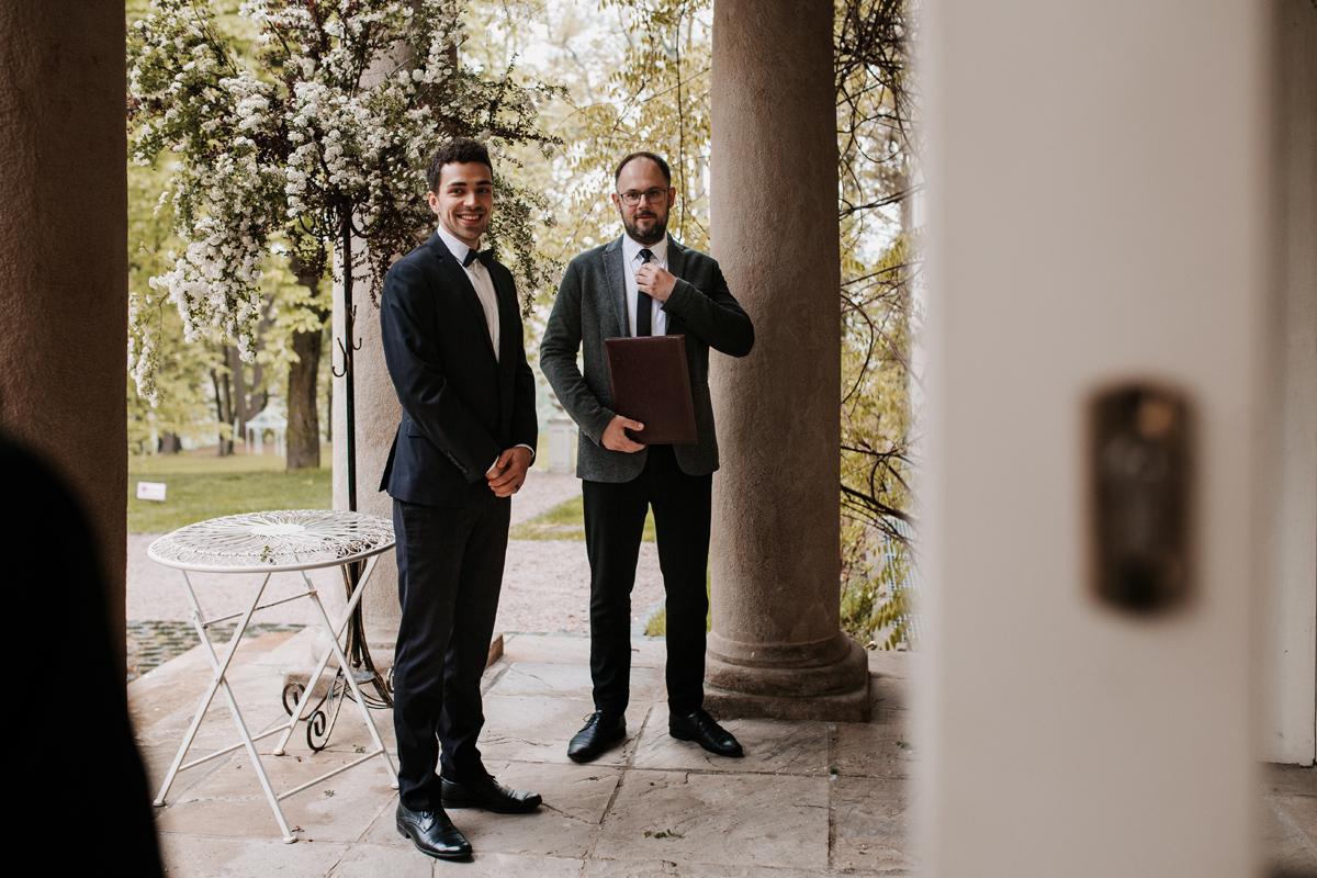 W & K - ślub w plenerze we dwoje - Dwór Sieraków 3