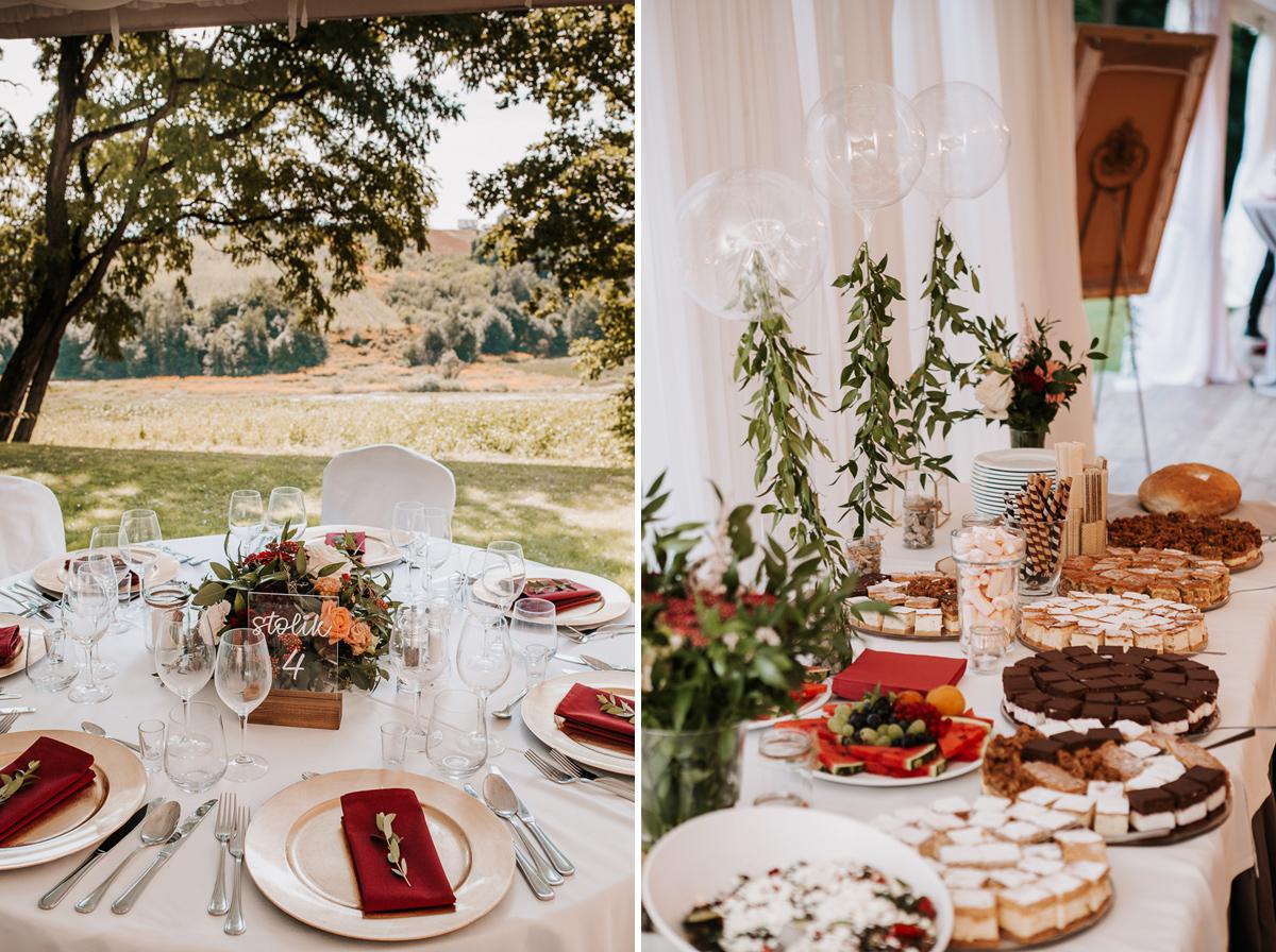 wesele plenerowe krakow