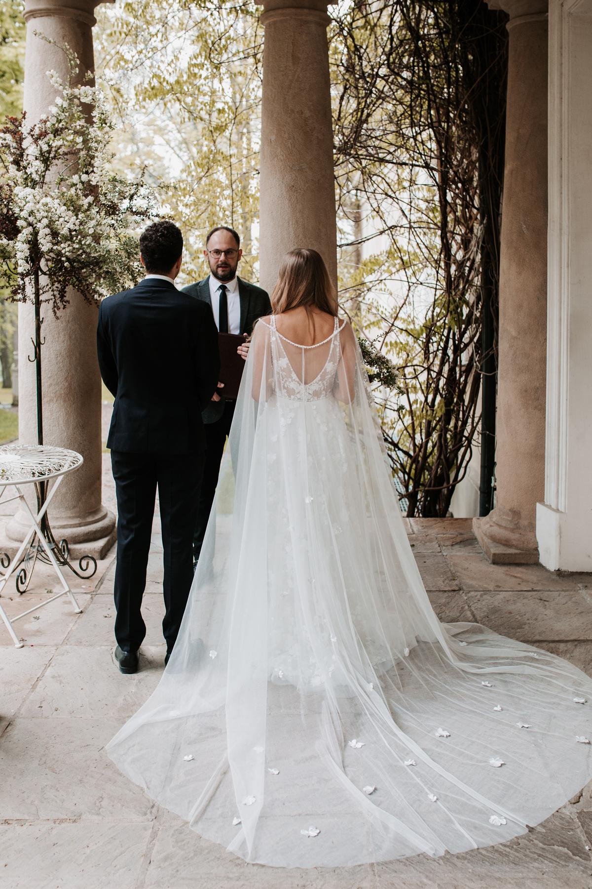 ślub w plenerze we dwoje
