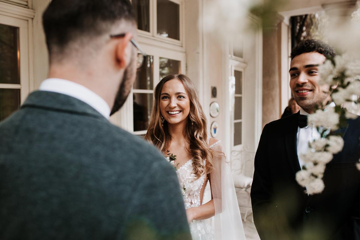 W & K - ślub w plenerze we dwoje - Dwór Sieraków 7