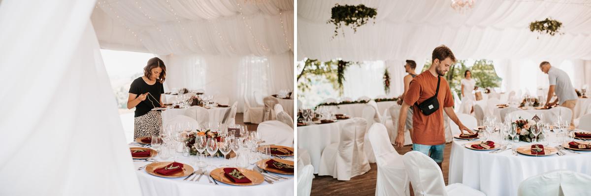 wesele w plenerze krakow