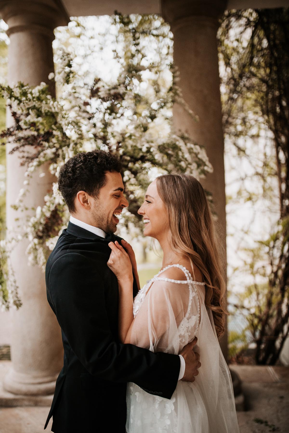 W & K - ślub w plenerze we dwoje - Dwór Sieraków 10