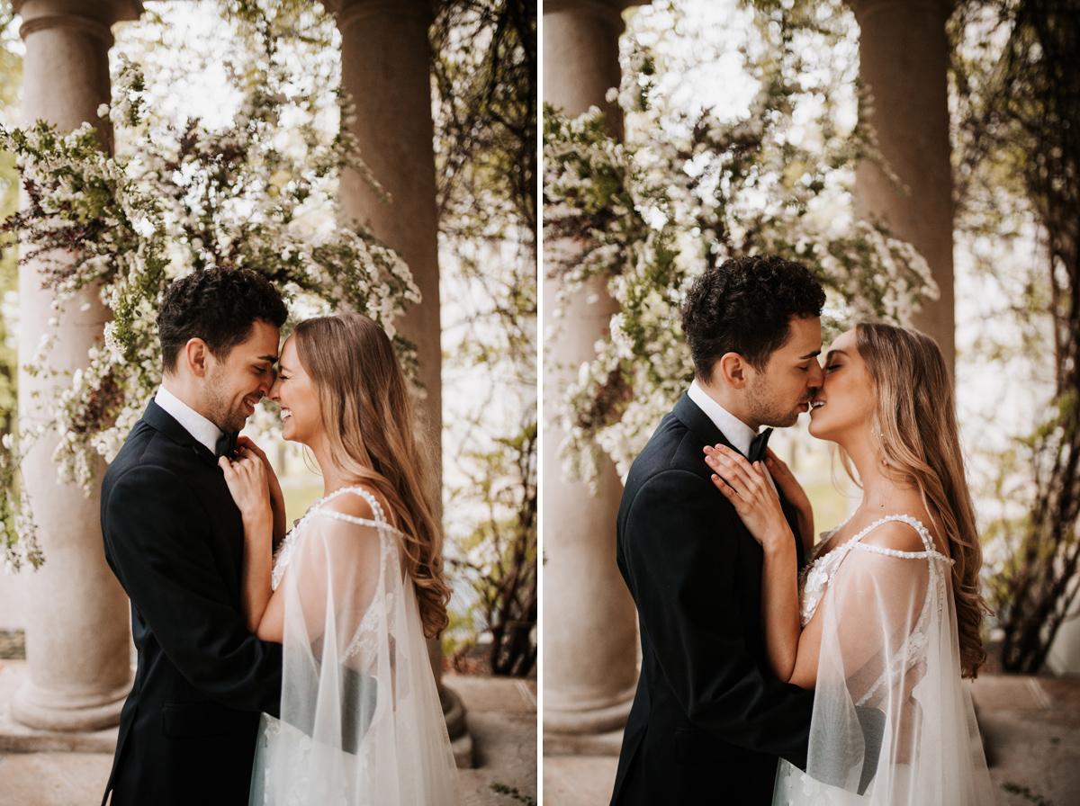 W & K - ślub w plenerze we dwoje - Dwór Sieraków 11