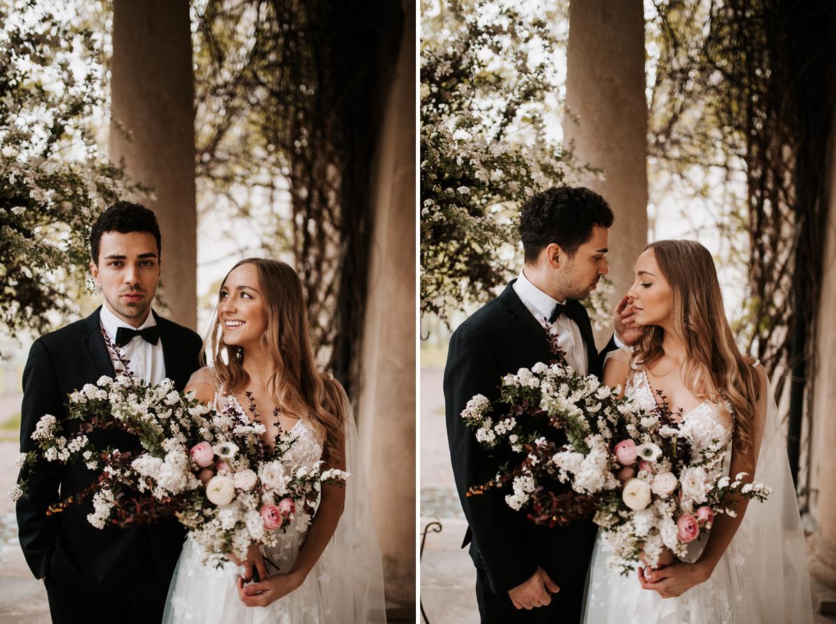 W & K - ślub w plenerze we dwoje - Dwór Sieraków 18