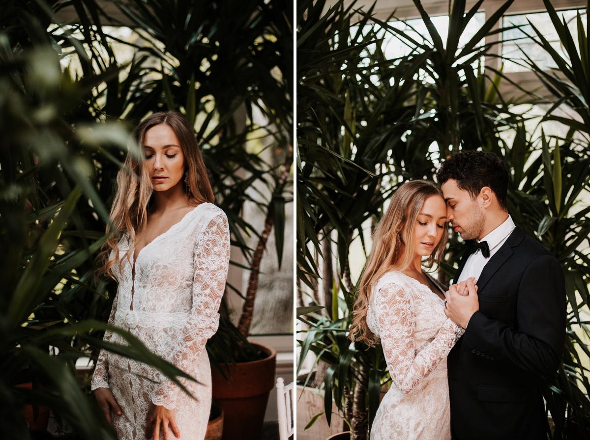 W & K - ślub w plenerze we dwoje - Dwór Sieraków 27