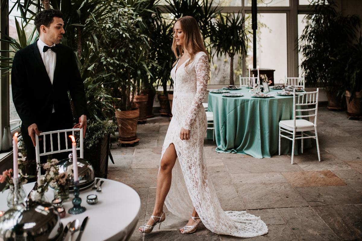 W & K - ślub w plenerze we dwoje - Dwór Sieraków 30