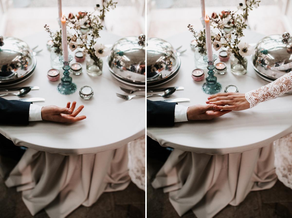 W & K - ślub w plenerze we dwoje - Dwór Sieraków 33