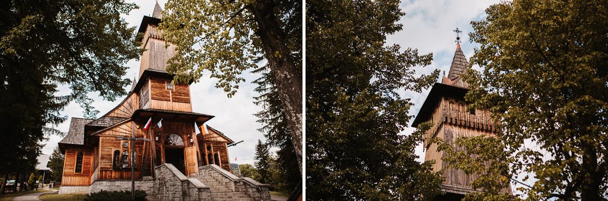Sylwia i Piotr - ślub w Kościelisku i sesja w górach 6