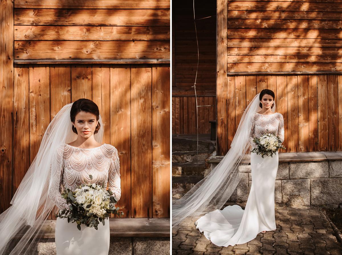 Sylwia i Piotr - ślub w Kościelisku i sesja w górach 11