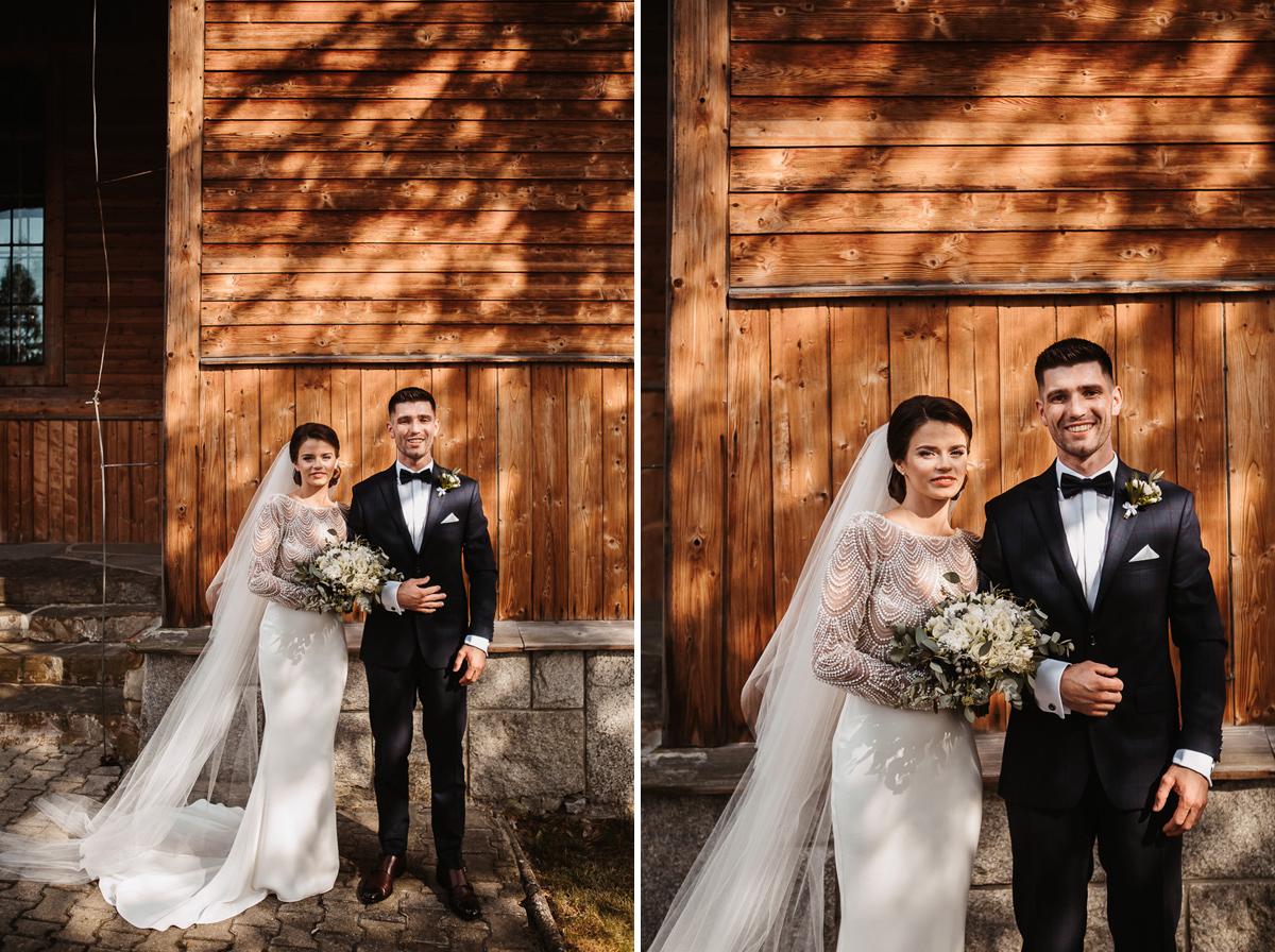 Sylwia i Piotr - ślub w Kościelisku i sesja w górach 12
