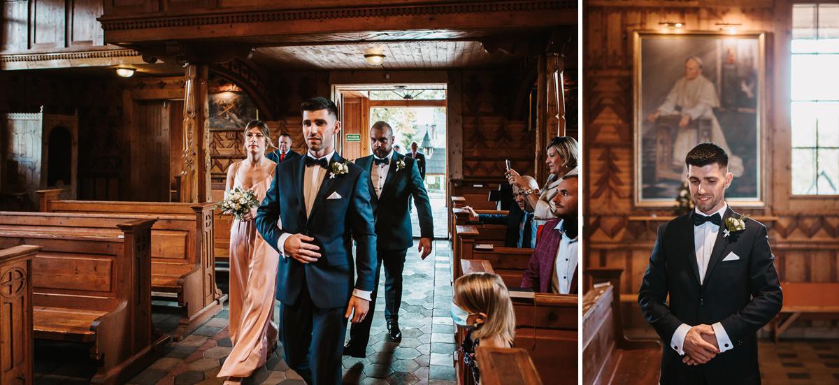 Sylwia i Piotr - ślub w Kościelisku i sesja w górach 15
