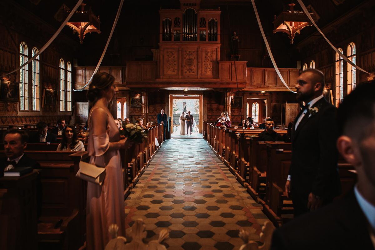 Sylwia i Piotr - ślub w Kościelisku i sesja w górach 16