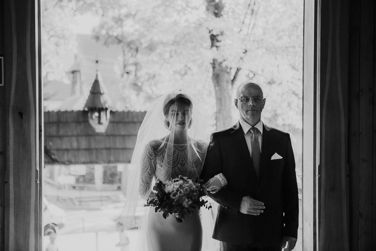 Sylwia i Piotr - ślub w Kościelisku i sesja w górach 17