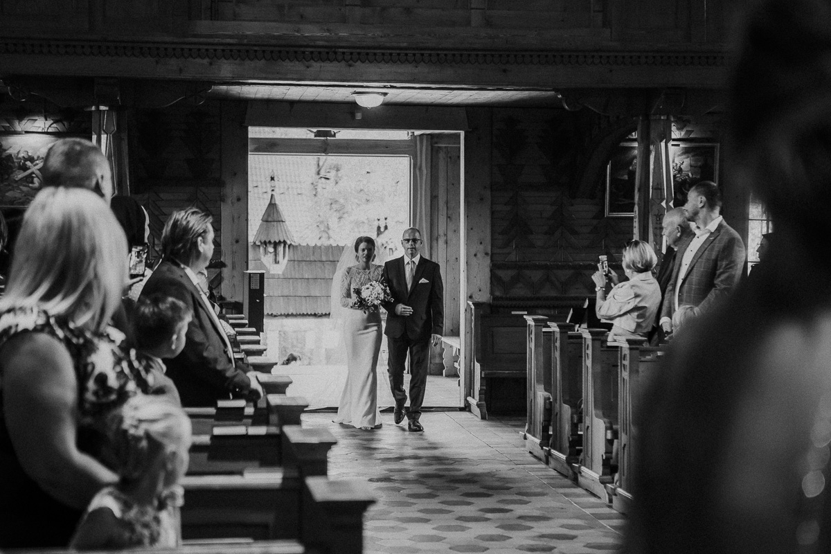 Sylwia i Piotr - ślub w Kościelisku i sesja w górach 18
